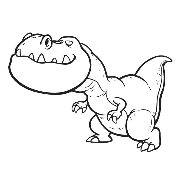 공룡 색칠_07